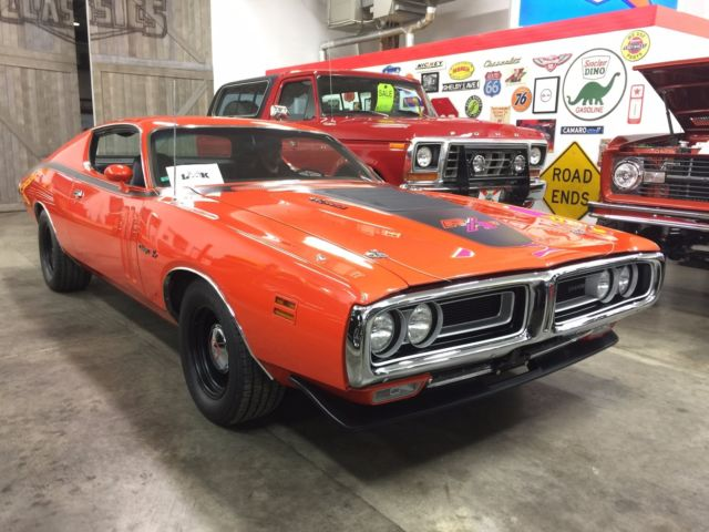 1971 Dodge Charger RT 440