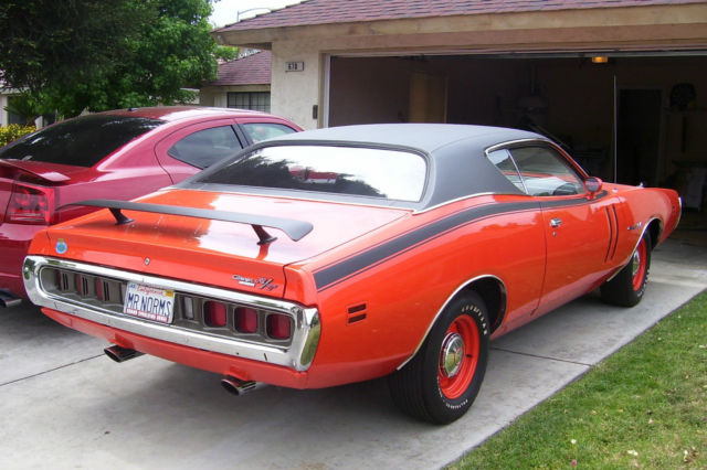 1971 Dodge Charger R T 440 Six Pack Auto Mr Norms For