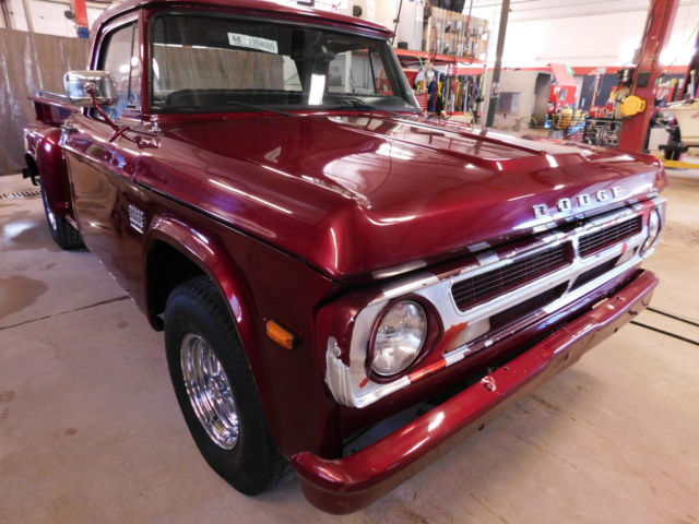 1971 Dodge Other Pickups D100