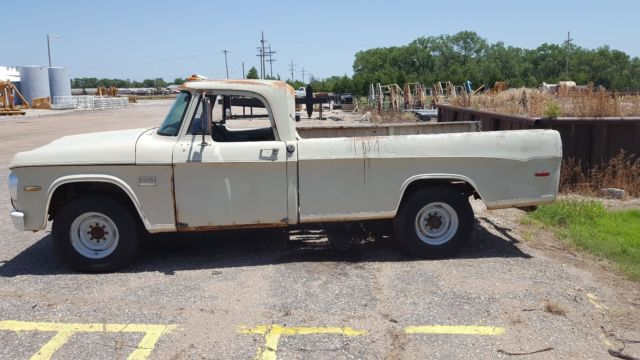 1971 Dodge Other Pickups