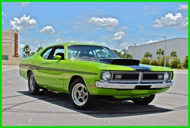 1971 Dodge Dart Demon / 750HP Pro-Touring / 9-Sec Car!!!