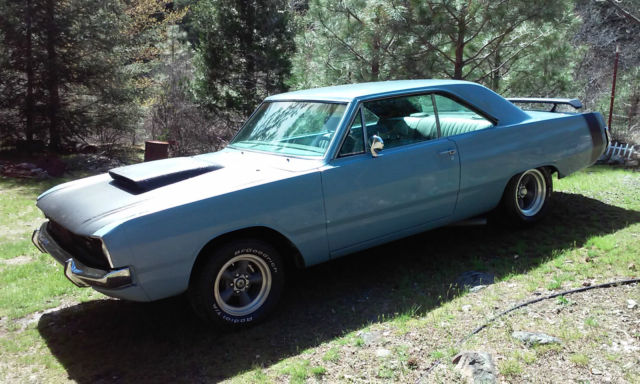 1971 Dodge Dart Swinger 440 Mopar Classic Collectable