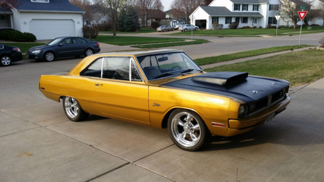 1971 Dodge Dart Swinger 440ci For Sale Photos Technical