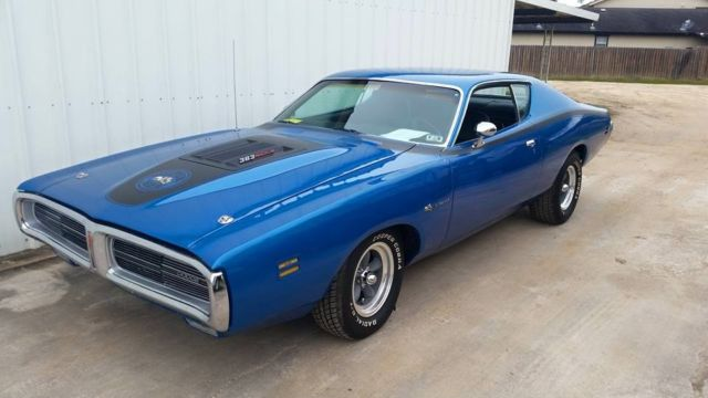 1971 Dodge Charger super