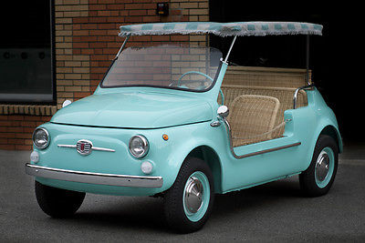 1971 Fiat Other 500 Jolly