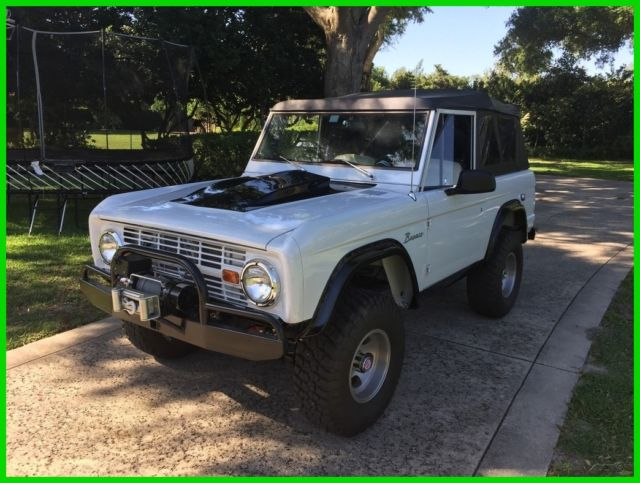 1971 Ford Bronco ONE OF A KIND LOTS OF EXTRAS FLORIDA!!
