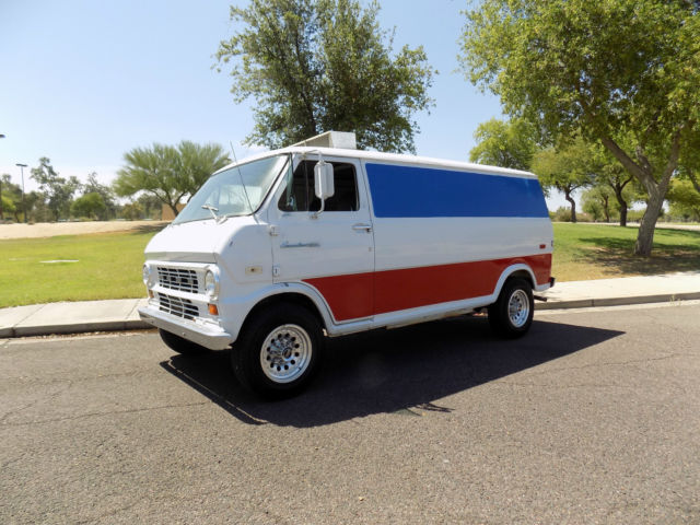 1971 Ford E-Series Van E300