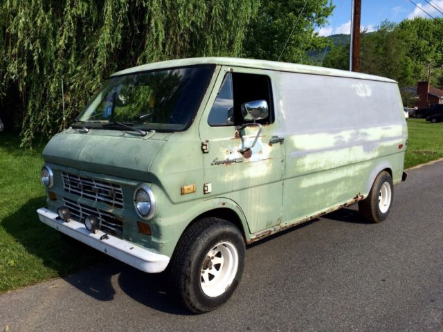 1971 ford van for sale