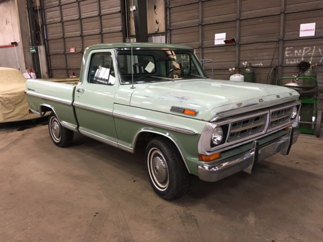 1971 Ford F-100