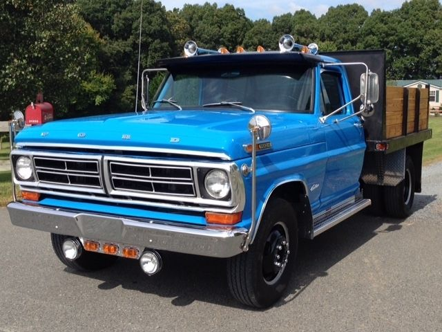 1971 Ford F-350