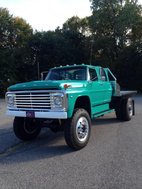 1971 Ford Other Pickups