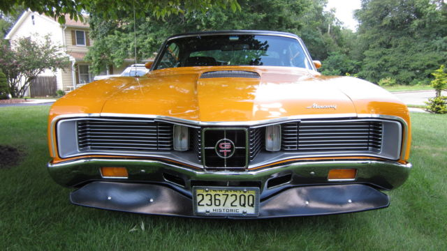 1971 ford mercury montego cyclone gt muscle show car for sale photos technical specifications. Black Bedroom Furniture Sets. Home Design Ideas