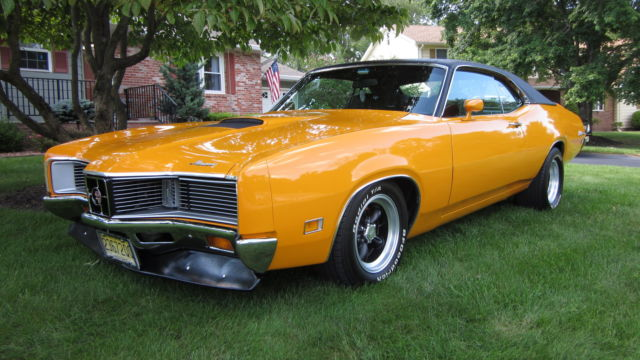 1971 FORD MERCURY MONTEGO CYCLONE GT MUSCLE SHOW CAR for ...