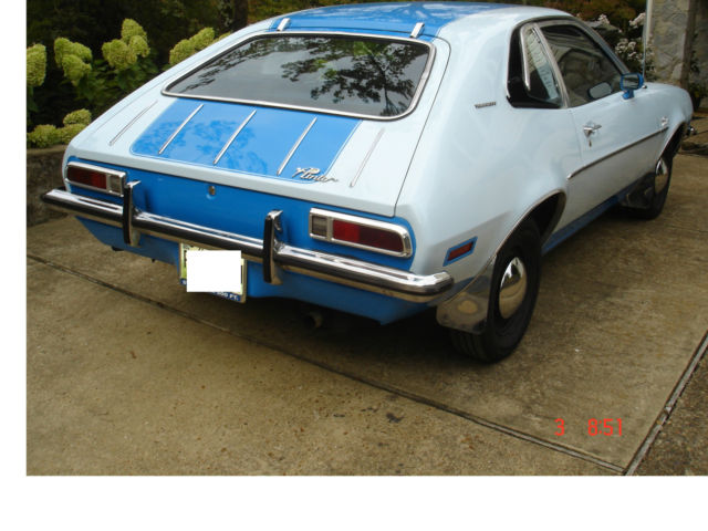 Cars For Sale In Chattanooga >> 1971 Ford Pinto Base 2.0L for sale: photos, technical specifications, description