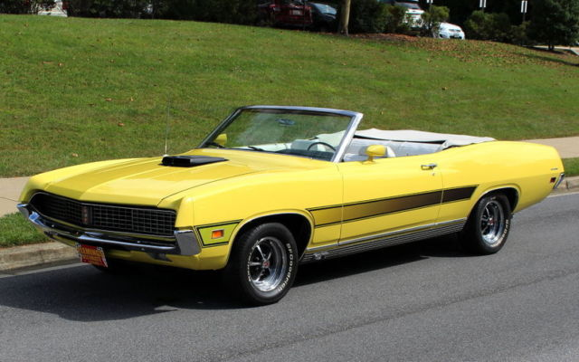 Ford Torino Convertible Gt