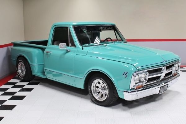 1971 GMC Other Stepside Pickup