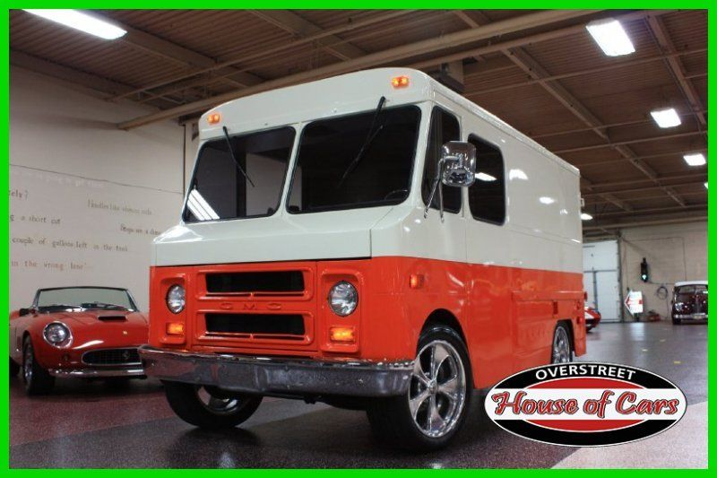 1971 GMC Other BOYD CODDINGTON-BOX TRUCK,VANTRUCK,HARLEY DAVIDSON