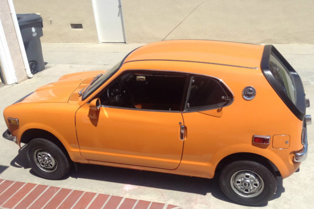 1971 honda z600 coupe absolutley gorgeous very rare collectable micro car for sale photos. Black Bedroom Furniture Sets. Home Design Ideas