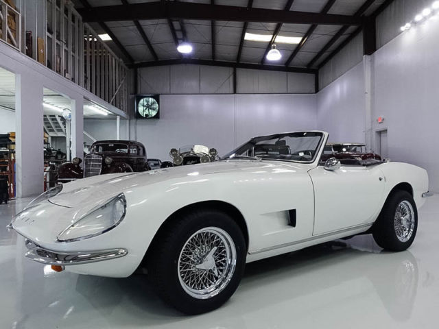 1971 Other Makes Intermeccanica Italia Spyder Low Miles! 1 of only 354 Produced!