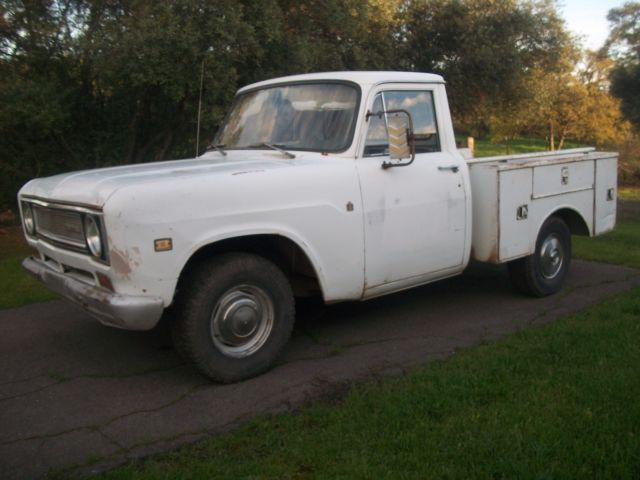 1971 International Harvester 1110