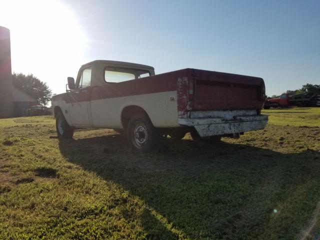 1971 international harvester d series ih 1110 v8 3 4 ton pickup truck for sale photos. Black Bedroom Furniture Sets. Home Design Ideas