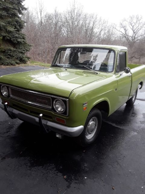 1971 International Harvester 1110 Short Box