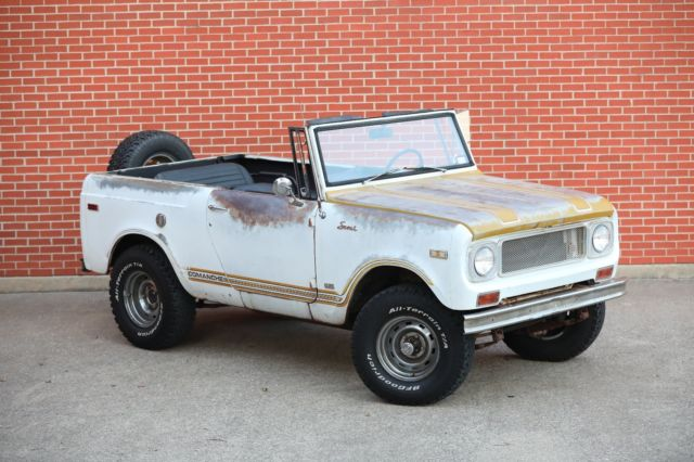 1971 International Harvester Scout 800b Comanche 304 V8