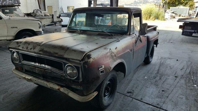 1971 International Pickup Truck