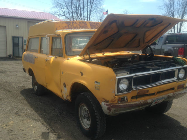 1971 International Harvester Other SUBP