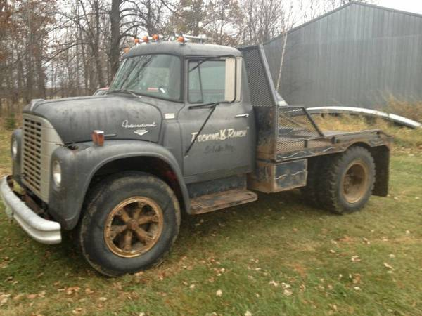 1971 International Harvester Loadstar 1600