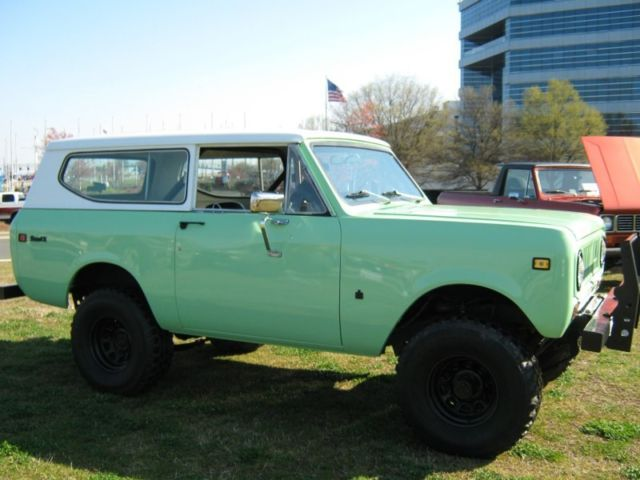 1971 International Harvester Scout 2