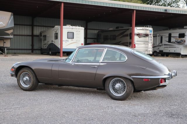 1971 Jaguar E-Type E type V12 Manual, 69k actual miles