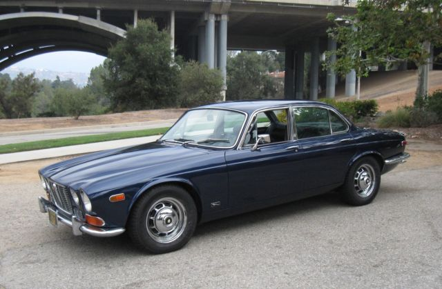 1971 Jaguar XJ6 Series 1 Sedan - Low Mileage California ...