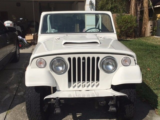 jeep jeepster 1971 jeepster commando hurst edition for sale photos technical