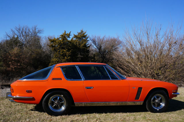 1971 jensen interceptor mark ii mkii matching 383 v8 british sports car mopar for sale photos. Black Bedroom Furniture Sets. Home Design Ideas