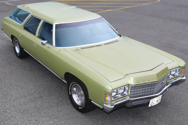 1971 Chevrolet Impala Wagon GM