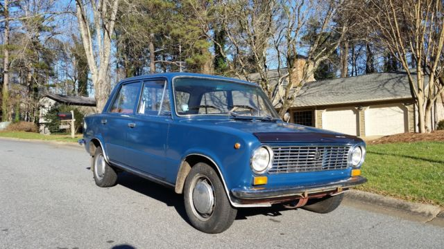 1971 Other Makes lada vaz 2101 2101