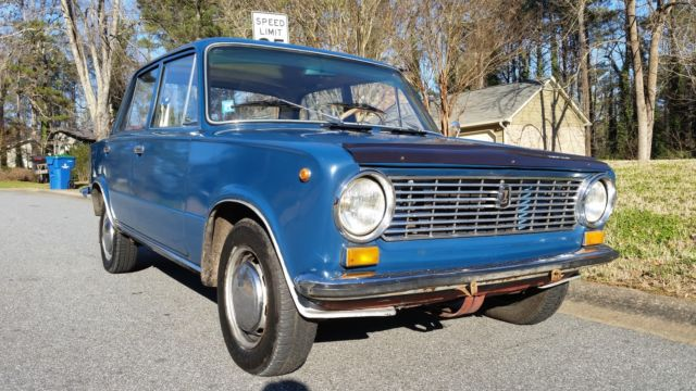 1971 Other Makes Lada Vaz 2101