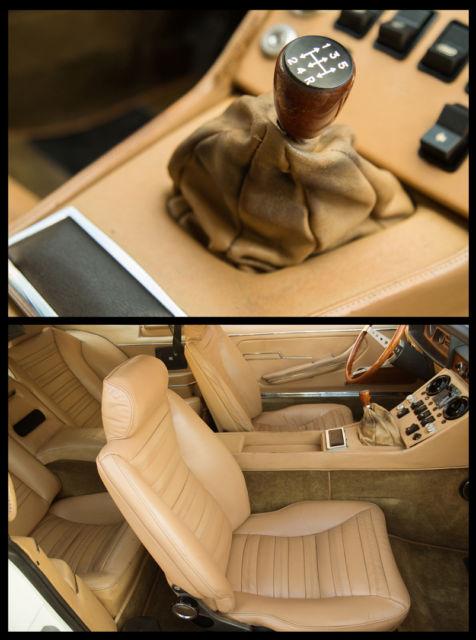 1971 Lamborghini Espada Series Ii 400 Gt Exceptionally Original Example For Sale Photos
