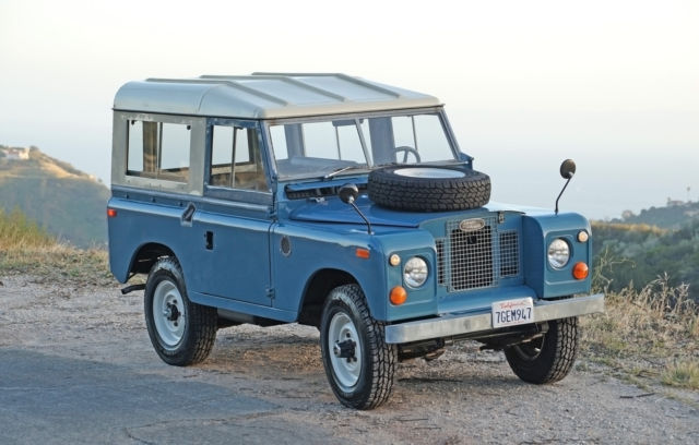 1971 Land Rover Other Series IIA 88 -  							 							show original title