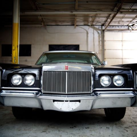 1971 Lincoln Continental Mark lll