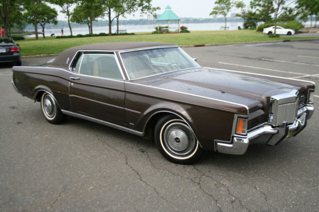 1971 Lincoln Continental Continental Mark3
