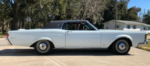 1971 Lincoln Continental MKIII