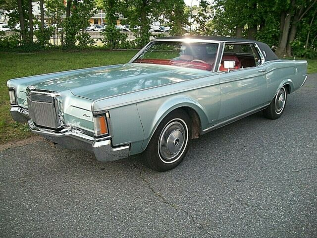 1971 Lincoln Mark Series 4 DA
