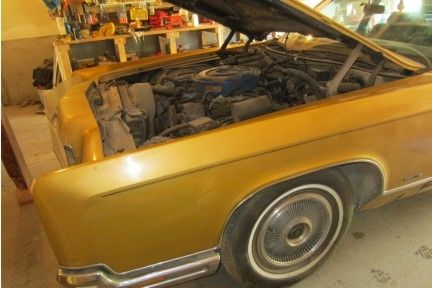 1971 Lincoln Town Car Golden Jubilee Edition Rare For Sale