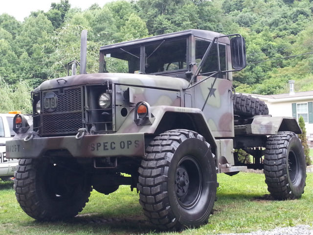 1971 Jeep Other M35A2 Bobbed