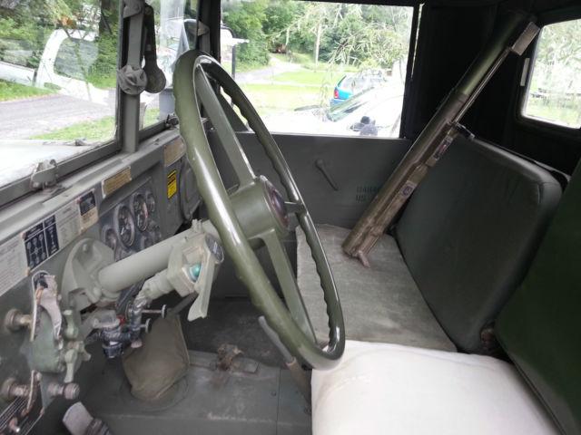 similiar m35a2 interior keywords 1971 m35a2 military truck bobbed 2 5ton jeep duece for photos