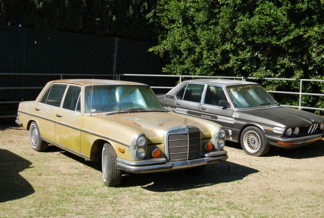 1971 Mercedes-Benz 200-Series 4.5 LITER