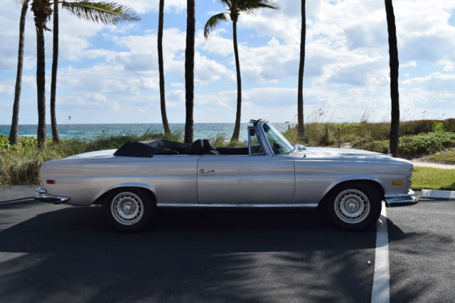 1971 Mercedes-Benz 200-Series 280 SE /  CONVERSION