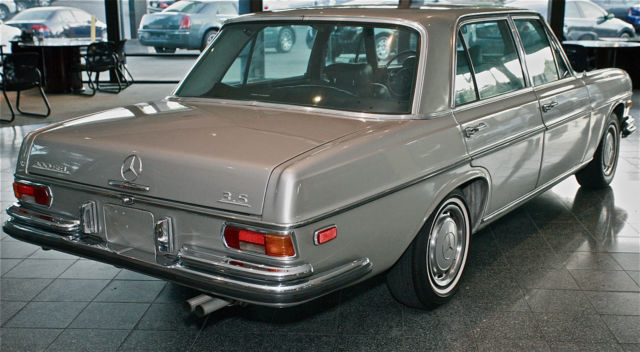 1971 Mercedes-Benz 300-Series 300SEL